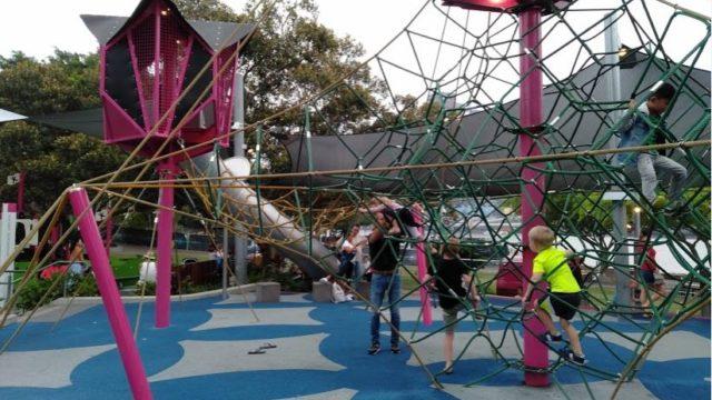 Riverside Green Playground